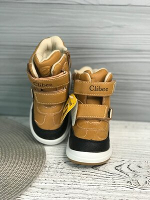 Продано: Зимние ботинки для мальчиков от Тм Clibee