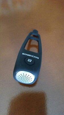 Электрический велосипедный непромокаемый звонок сигнал RockBros
