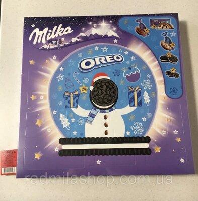 Последний Милка Орео Milka Oreo адвент календарь