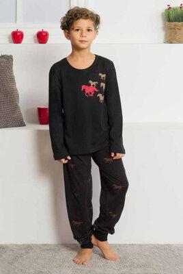 Пижама для мальчика Vienetta Secret на 9-10, 11-12 лет