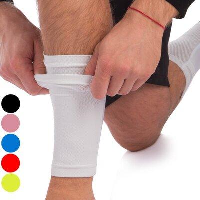 Держатели для футбольных щитков 0790 7 цветов, нейлон-сетка