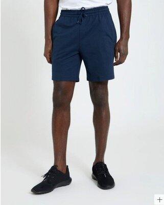Синие котоновые шорты от dunnes stores из англии, размер xs