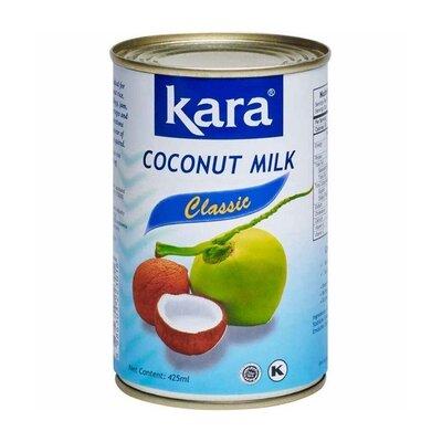 Растительное кокосовое молоко Kara 400 мл