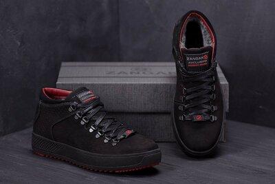 Продано: Мужские кожаные зимние ботинки zangak, мужские ботинки, ботинки
