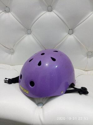 Детский защитный шлем, 55 см.