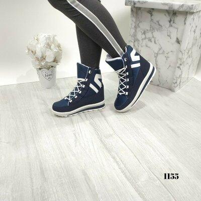 Женские зимние ботинки сапоги дутики