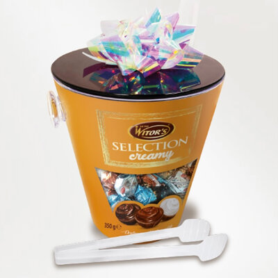 Конфеты Witor's Selection Creamy Mix 350 g