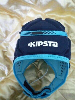 защитный шлем Kipsta оригинал для занятий спортом S 54-55р регулируемый