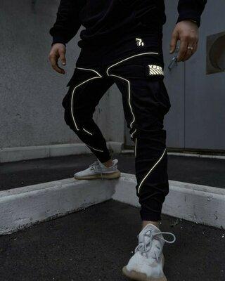 Мужские брюки карго М-11527