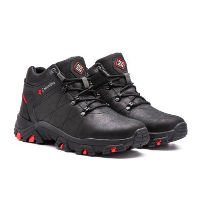 Продано: Супер цена Мужские кожаные зимние ботинки Готрекс И Мех