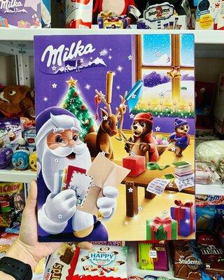 Адвент календарь от Milka 90 г