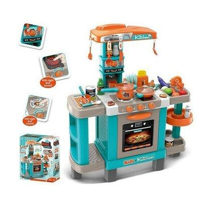 Продано: Детская кухня Little Chef 008-938 с паром водой звук большая