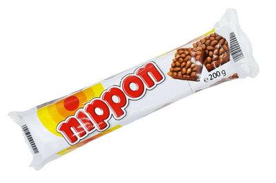 Воздушный рис в шоколаде Nippon 200 g