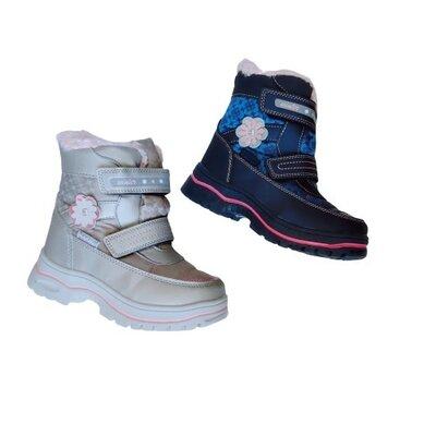 Термо ботинки для девочки Том.м, р. 27-30