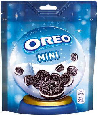 Продано: Печенье Oreo Mini с какао и начинкой ванильного вкуса 100 г
