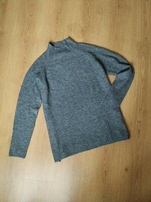 Серый гольф, свитер,свитшот от Only