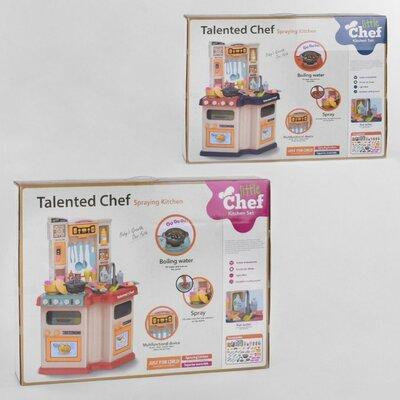 Продано: Кухня игрушечная с паром водой Little Chef 922-110