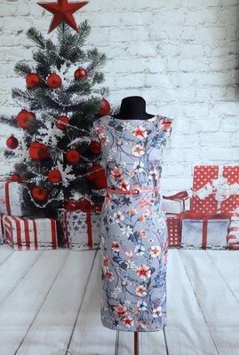 Продано: Мега стильное нарядное платье миди