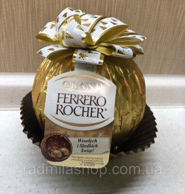 Шоколадный шар Ферреро