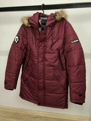 Мужская зимняя куртка разные цвета