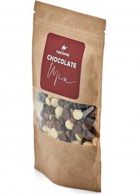 Немецкий шоколад «Микс», 90г