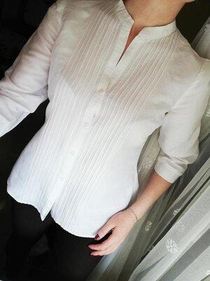 Фірмова сорочка рубашка per una льон лен