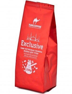 Кофе Exclusive, 0.25кг