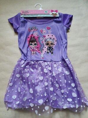 Платье Disney 98-104, 110-116р