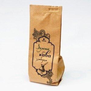Кофе зеленый с имбирем , 0.150кг