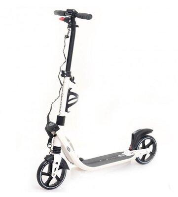 Продано: Двухколесный городской самокат SR 2-015 алюминиевый, колеса полиуретановые