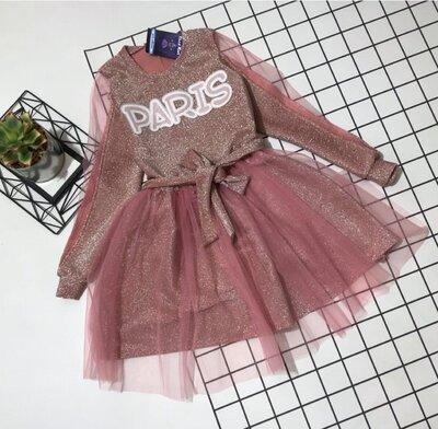 нарядное платье 122-146р