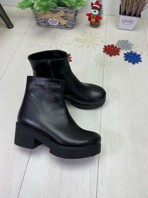 Хит продаж 2021.Натуральные кожаные / замшевые женские зимние ботинки от производителя.