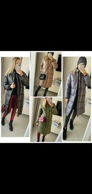 Куртка пальто женское зимнее