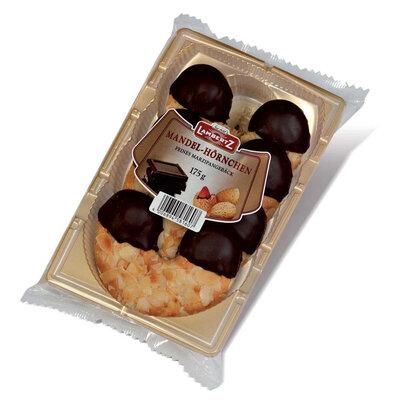 Печенье Lambertz Mandel-Hörnchen 175 g