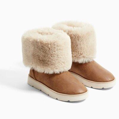 Продано: Сапоги сапожки Zara 21 см 32 размер