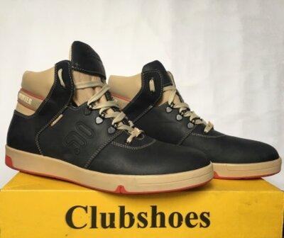 Продано: Зимние ботинки Clubshoes натуральная кожа 43р.