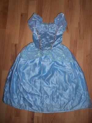 Карнавальное платье принцесса Золушка