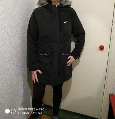 Nike парка, куртка теплая