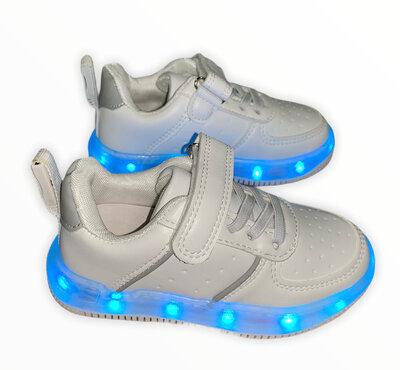 LED кроссовки, USB кроссовки, светящиеся кроссовки
