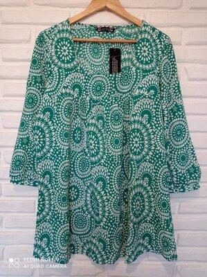 Новая блуза большого размера 18p