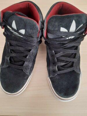 Кеды замшевые Adidas 38