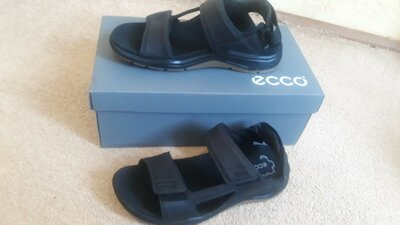 Ecco x-trinsic сандалии,босоножки мужские,оригинал. Нубук.