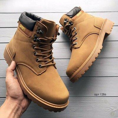 Продано: Мужские зимние стильные ботинки Nike, sport, ecco