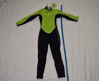 Гидрокостюм новый детский Tribord дайвинг плавание бассейн виндсерфинг занятие тренировки купальник