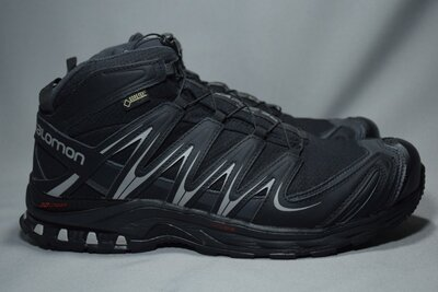 Продано: Salomon XA Pro 3D GTX Gore-Tex Mid ботинки кроссовки трекинговые . Оригинал. 46-45 р./29.5 см.