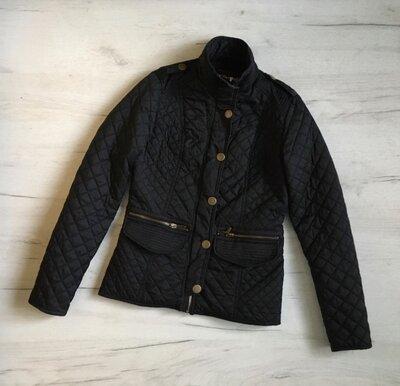Куртка стеганая,куртка стеганка демисезонная New look, куртка жіноча стьогана демісезонна.
