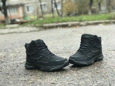 Продано: Мужские зимние ботинки KMB эко кожа Nike, ecco, sport