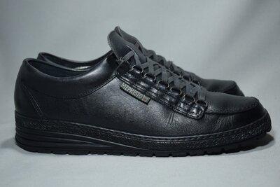 Mephisto Trampoline Air Relax туфли ботинки мужские кожаные. Франция. Оригинал. 46 р./31 см.