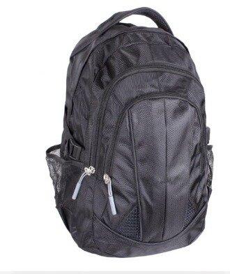 Вместительный рюкзак для города, для путешествий черный