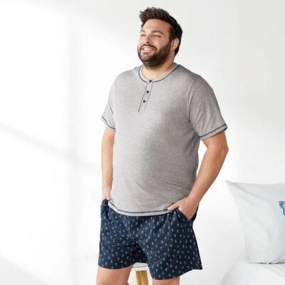 Мужская пижама домашний костюм livergy германия большой размер